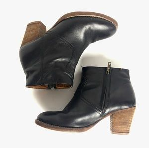 1937 Madewell Winston Zip Code ankle boots